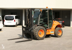 All-terrain forklift used