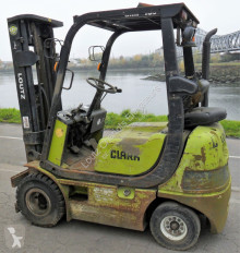 Clark CMP15D used diesel forklift