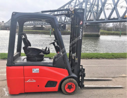 Linde E16-01 used electric forklift