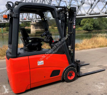 Linde E16H-01 used electric forklift