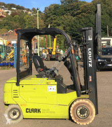 Clark GEX25 chariot électrique occasion