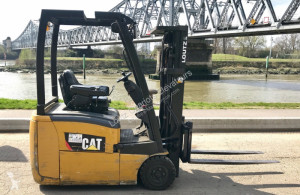 Caterpillar EP16CPNT tweedehands elektrische heftruck
