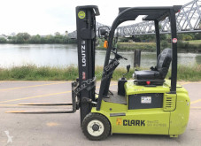 Clark GTX 16 used electric forklift