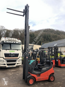 Fenwick H16 used gas forklift