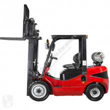Maximal gas forklift