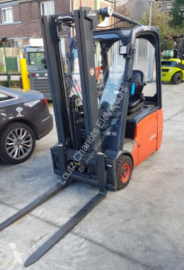 Fenwick electric forklift E16C-01
