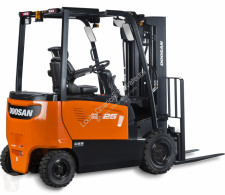 Doosan B25X-7 used electric forklift