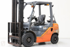 Toyota 02-8FGF25 Forklift used