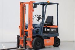 Vysokozdvižný vozík Toyota 4FBL10 ojazdený