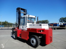 Kalmar DB 12-600 / 12 Ton / Weegsysteem / Volvo engine tweedehands diesel heftruck
