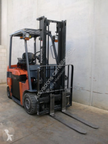 Toyota electric forklift 7FBMF25