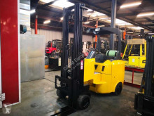 Narrow Aisle Flexi GAS used electric forklift