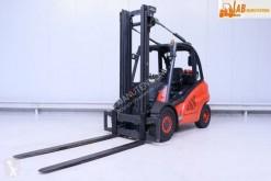Linde H50D01 chariot à gaz occasion