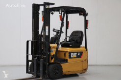 Heftruck Caterpillar EP12KRT PAC tweedehands