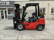 Nc FY25 used gas forklift
