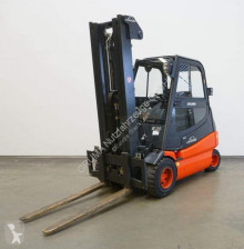 Linde E 25 EX-S/336-31 used electric forklift