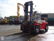 Carretilla elevadora carretilla diesel Svetruck 13.660 Forklift 13.6T Capacity Perfect Condition