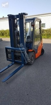 Heli gas forklift