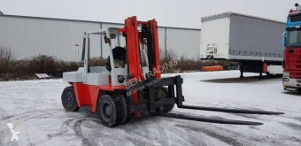 Nishiyu tweedehands gas heftruck