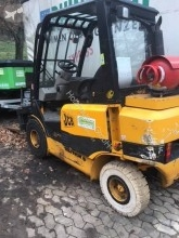 JCB TLT 25 G tweedehands gas heftruck