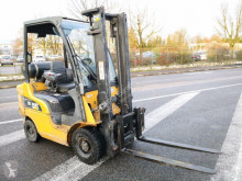 Caterpillar GP20CN used gas forklift