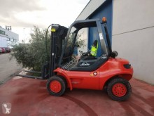 Linde H40 H35 chariot diesel occasion