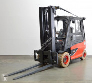 Linde E 50 HL/388 used electric forklift