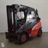 Linde H40 used gas forklift