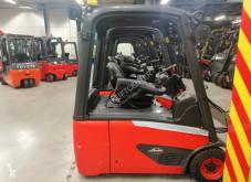 Linde E16-02 3 Whl Counterbalanced Forklift <10t Gabelstapler
