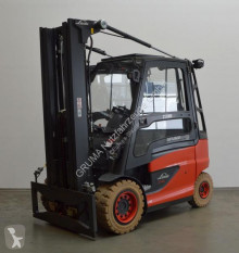 Linde E 40/600 H/388 used electric forklift