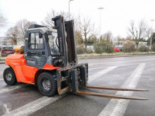 Toyota 7FGU60 tweedehands gas heftruck