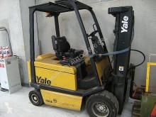carretilla eléctrica Yale