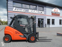 Chariot diesel Linde H30D-02 Triplex , side shift