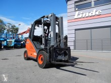 Linde H30T Triplex ,Side shift