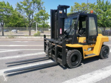 Дизелов мотокар Caterpillar DP60