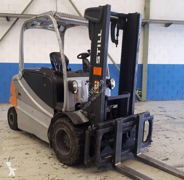 Zobaczyć zdjęcia Wózek podnośnikowy Still RX 60 RX60-50