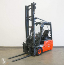 Linde E 16 C/386 used electric forklift