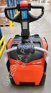Toyota LPE 200 Li-ion new electric forklift