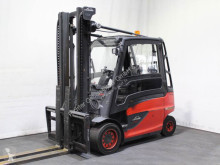 Linde E 50 HL-01/600 388 used electric forklift