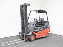 Linde E 20-02 336 used electric forklift