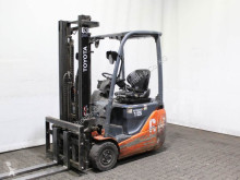 Toyota 8 FBET 15 used electric forklift