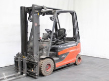 Linde E 25 L-01 387 used electric forklift