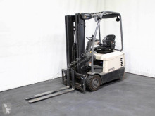 Crown SC 5320 1.6 TT used electric forklift