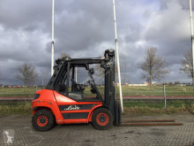 кар Linde H80D-01 4 Whl Counterbalanced Forklift <10t