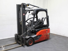 Linde electric forklift E 16 L-02 386