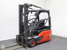 Linde E 16 L-02 386 used electric forklift