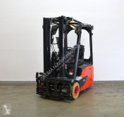 Linde E 16 C/386-02 EVO used electric forklift