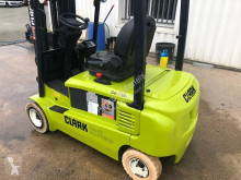 Clark GEX 20 FRONTAL used electric forklift