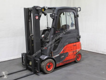 Linde E 16 P-02 386 used electric forklift