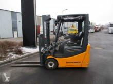 Jungheinrich EFG 215 / Triplex: 4.35m! / Waage / nur 1.633h! tweedehands diesel heftruck